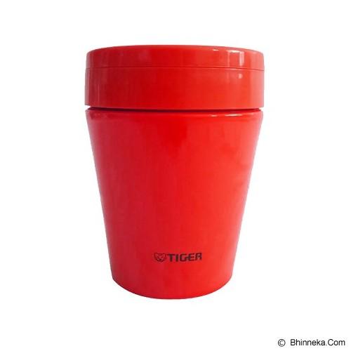 TIGER Thermal Soup Cup 300 ml [MCCB030] - Red - Lunch Box / Kotak Makan / Rantang