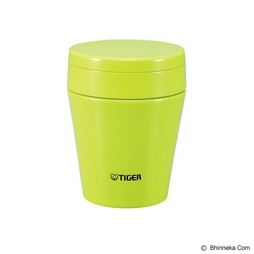 TIGER Thermal Soup Cup 380 ml [MCCB038] - Green - Lunch Box / Kotak Makan / Rantang