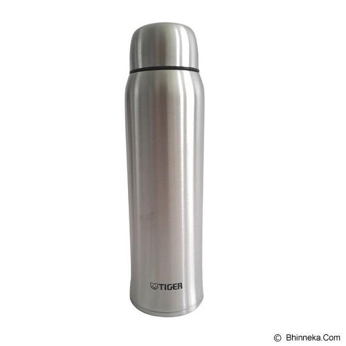 TIGER Vacuum Flask 1 liter [MBKA100] - Silver - Botol Minum