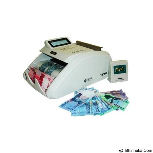 TISSOR Banknote Counter [T1020] (Merchant) - Mesin Penghitung Uang Kertas