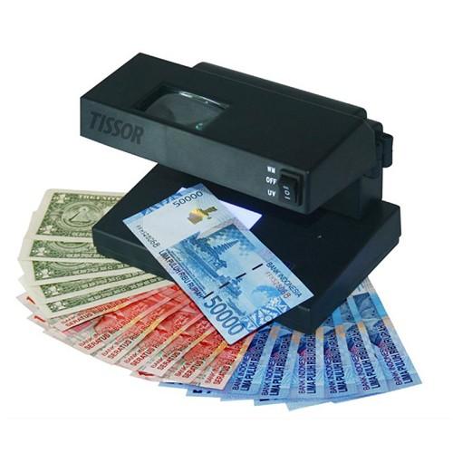 TISSOR Money Detector [T2038] - Alat Pendeteksi Uang / Money Detector