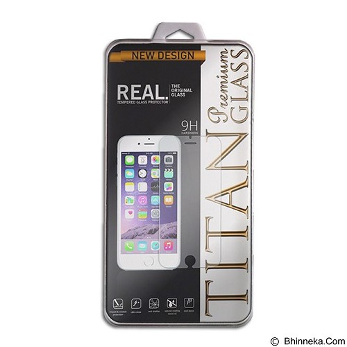 TITAN Tempered Glass Vivo Y51 (Merchant) - Screen Protector Handphone