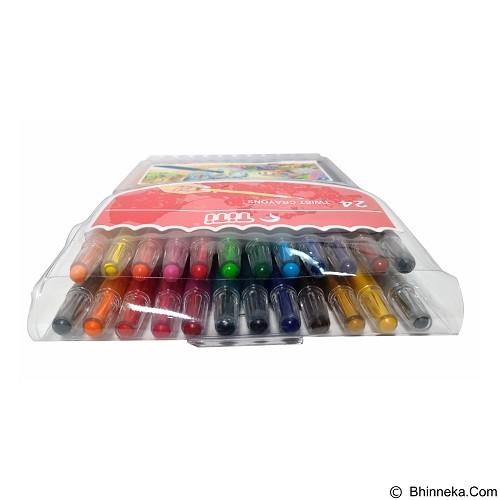 TITI Crayon Putar 24 Warna (Merchant) - Crayon