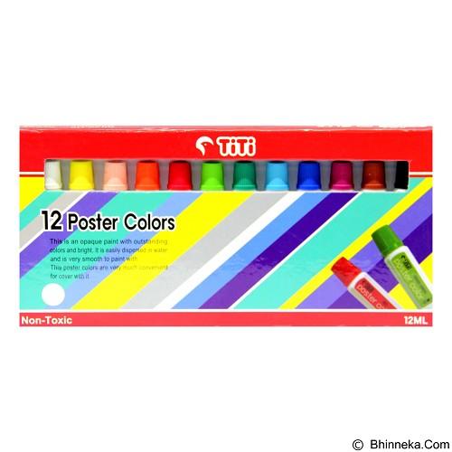 TITI Poster Colour Pc 12ml - Cat Air
