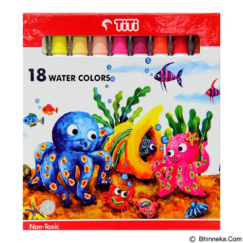 TITI Water Color Cigan [Wc 6 Ml 18 C] - Cat Air
