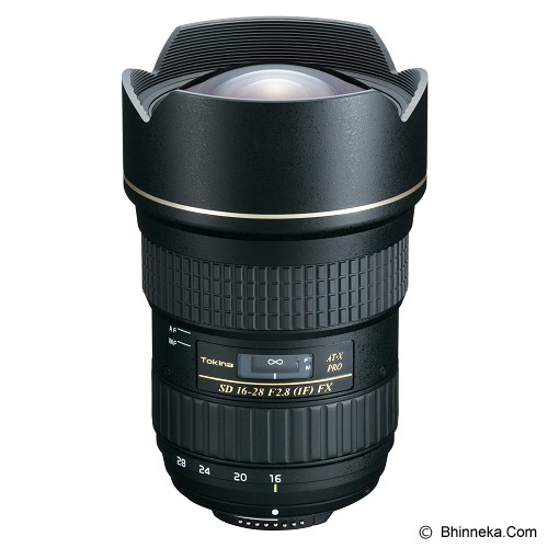 TOKINA 16-28mm f/2.8 AT-X PRO FX for Nikon - Camera Slr Lens