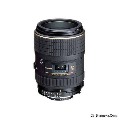 TOKINA AT-X 100mm f/2.8 AF PRO D Macro for Canon - Camera Slr Lens