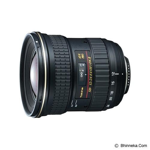 TOKINA AT-X 12-24mm f/4 AF Pro DX II for Canon - Camera Slr Lens