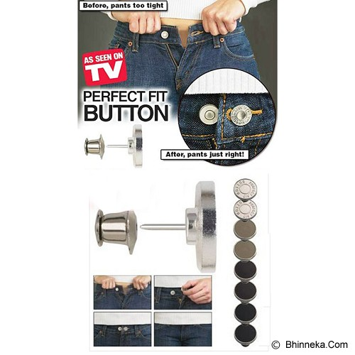 TOKO BAGUS INDO Perfect Button As Seen On TV - Sewing Organizer