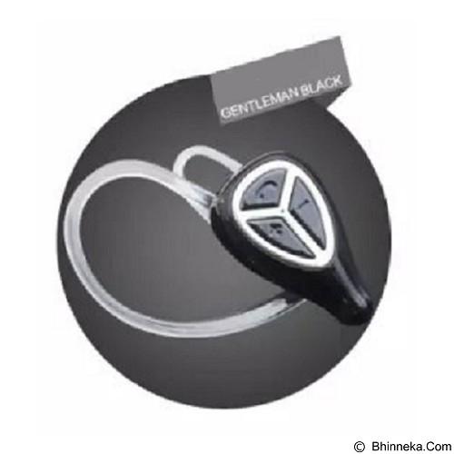 TOKO KADO UNIK High Quality Headset Mini A4 - Black - Headset Bluetooth