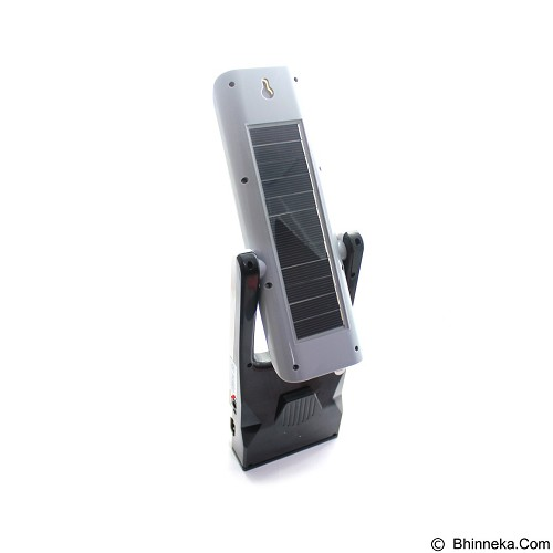 TOKO KADO UNIK Solar Emergency Lamp - Lampu Emergency