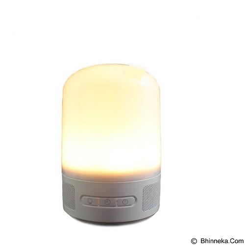 TOKO KADO UNIK Speaker Portable White LED - Speaker Portable