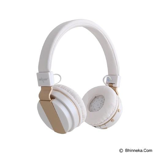 TOKO KADO UNIK Zealot Premium Bluetooth Headset - White - Headset Bluetooth
