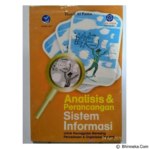 TOKO WEMI Analisis dan Perancangan Sistem Informasi (Merchant) - Buku Komputer & Teknologi