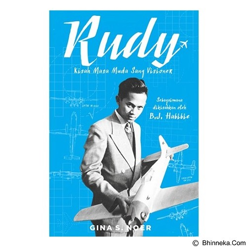 TOKO WEMI Rudy: Kisah Masa Muda Sang Visioner (Merchant) - Craft and Hobby Book