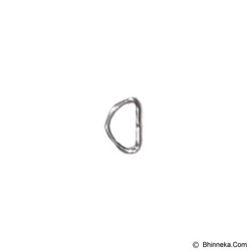 TOKOALATJAHIT Ring D 3/4cm - Nikel - Ring Jahit