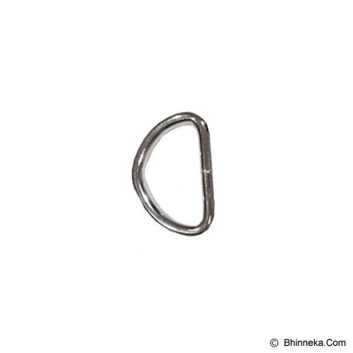 TOKOALATJAHIT Ring D 4cm - Nikel - Ring Jahit