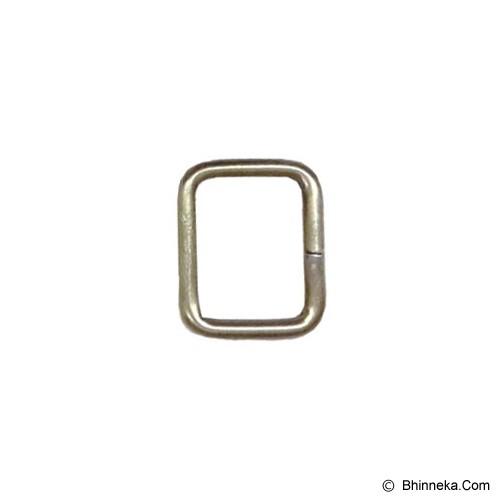 TOKOALATJAHIT Ring Kotak 2.5cm - AG Poles - Ring Jahit