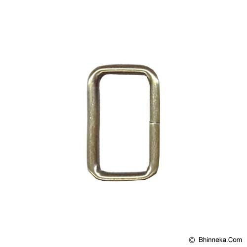 TOKOALATJAHIT Ring Kotak 4cm - AG Poles - Ring Jahit