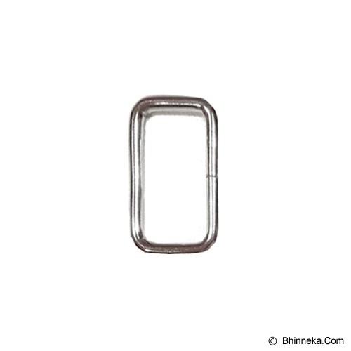 TOKOALATJAHIT Ring Kotak 4cm - Nikel - Ring Jahit