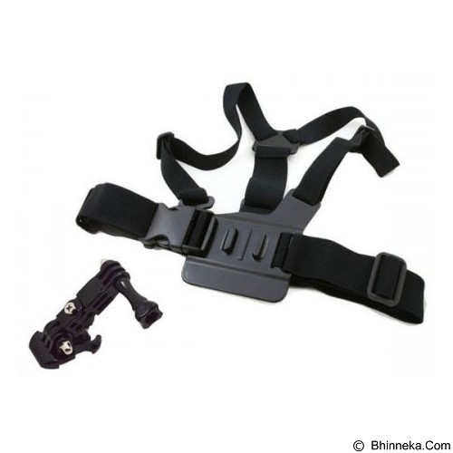 TOKOCAMZONE Chest Mount Harness for GoPro [GP25] (Merchant) - Camcorder Mounting
