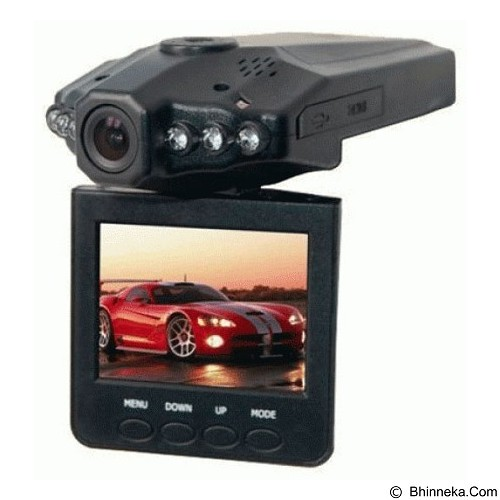 TOKOCAMZONE HD Car Recorder DVR Camera (Merchant) - Kamera Mobil