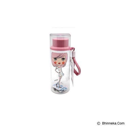 TOKYO1 Botol Minum Lady 350ml - Pink - Botol Minum