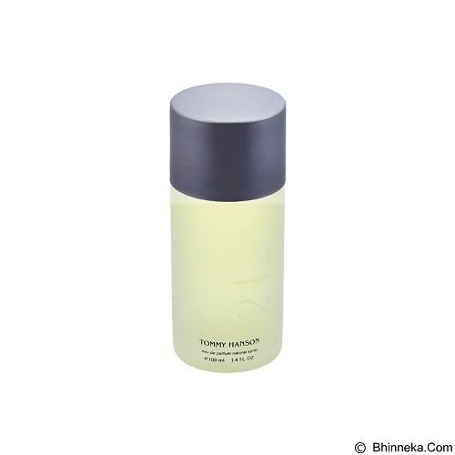 TOMMY HANSON 212 Men Silver Classic [TH212M3] - Eau De Parfum untuk Pria