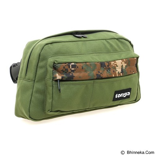 TONGA Tas Pinggang [33HJ006306] - Green (Merchant) - Tas Pinggang/Travel Waist Bag