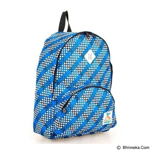 TONGA Tas Ransel Casual [31BM012508] - Blue (Merchant) - Backpack Wanita