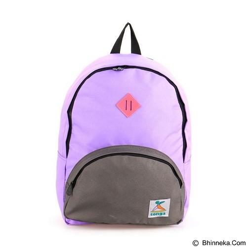 TONGA Tas Ransel Casual [31UG012508] - Purple (Merchant) - Backpack Wanita