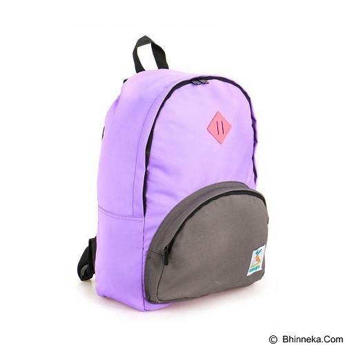TONGA Tas Ransel Casual [31UG012508] - Purple (Merchant) - Backpack Wanita