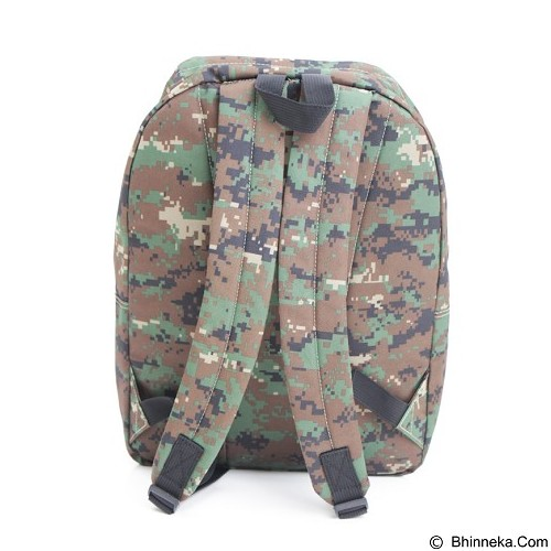 TONGA Tas Ransel Kasual [31AR011508] - Army (Merchant) - Backpack Pria