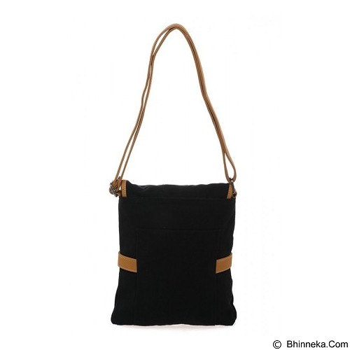 TONGA Tas Selempang [KNV006HI] - Black (Merchant) - Cross-Body Bag Wanita