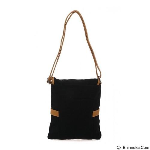 TONGA Tas Selempang [KNV006HI] - Black (Merchant) - Cross-Body Bag Wanita