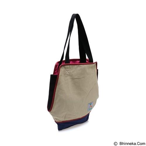 TONGA Totebag Wanita [KNV019CO] - Brown (Merchant) - Tote Bag Wanita