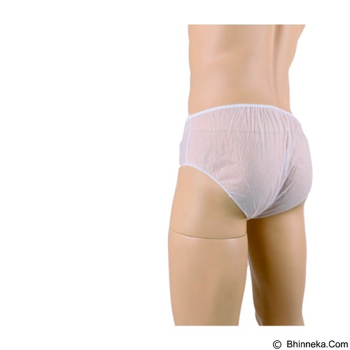 TOR Men's Disposable Briefs Size L [TNWF03BNK] (Merchant) - Celana Dalam Pria