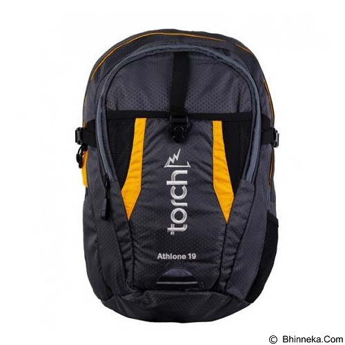 TORCH Athlone 1.9 - Grey Yellow (Merchant) - Notebook Backpack