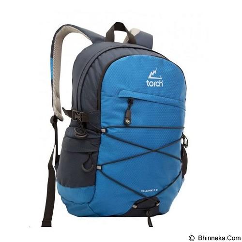 TORCH Helsinki 1.9 - Navy Blue (Merchant) - Notebook Backpack