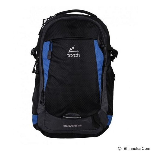 TORCH Makarska 2.9 - Dark Grey Blue (Merchant) - Notebook Backpack