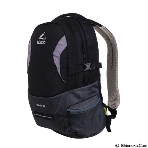 TORCH Nicsic 1.9 - Dark Grey Yellow (Merchant) - Notebook Backpack