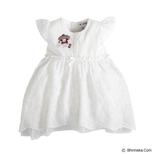 TORIO La Promenade Party Dress Size 18M - Dress Bepergian/Pesta Bayi dan Anak