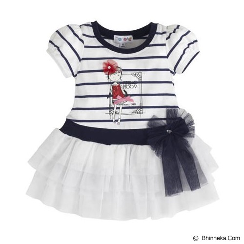 TORIO La Promenade Ruffle Dress Size 12M - Dress Bepergian/Pesta Bayi dan Anak
