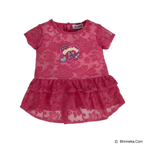 TORIO Summer Travel Long Top Size 18M - Dress Bepergian/Pesta Bayi dan Anak