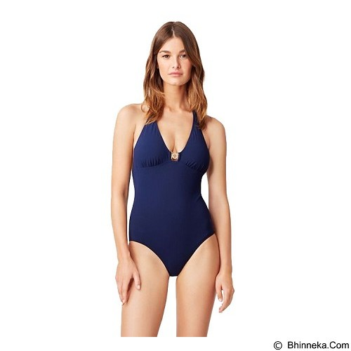 TORY BURCH Logo One Piece Size M - Tory Navy (Merchant) - Lingerie