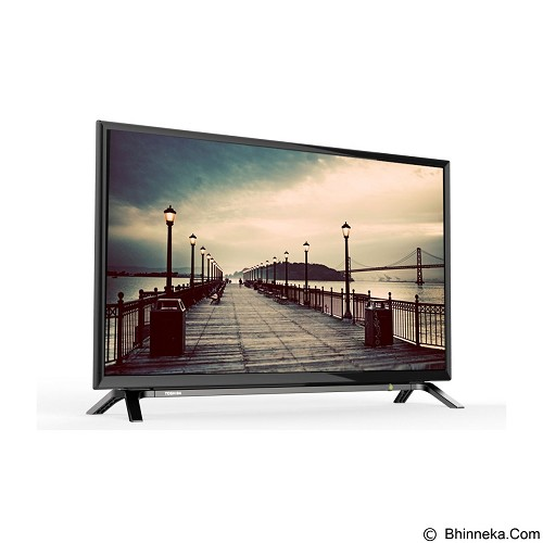 TOSHIBA 32 Inch Pro Theatre Series TV LED [32L1600] - Televisi / Tv 32 Inch - 40 Inch