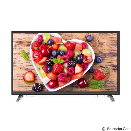 TOSHIBA 32 Inch Pro Theatre TV LED [32L5650] - Televisi / Tv 32 Inch - 40 Inch