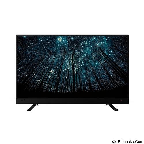 TOSHIBA 40 Inch TV LED [40L3750] - Televisi / Tv 32 Inch - 40 Inch