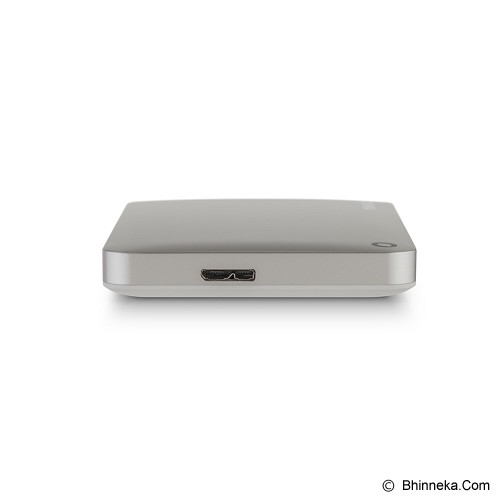 TOSHIBA Canvio Connect II Portable Hard Drive 1TB - Silver - Hard Disk External 2.5 inch