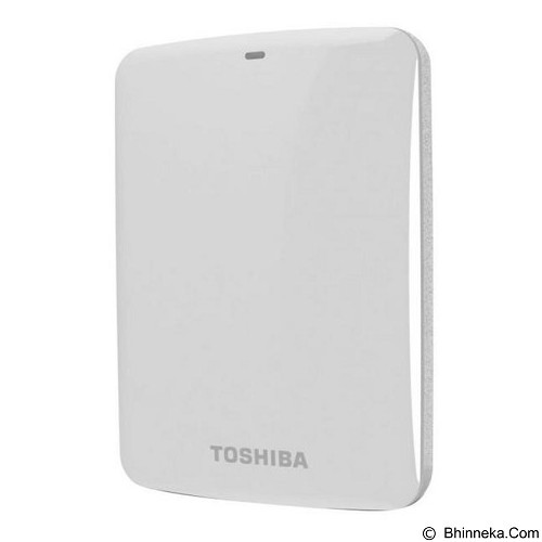 TOSHIBA Canvio Connect 3.0 Portable Hard Drive 2TB - White - Hard Disk External 2.5 Inch